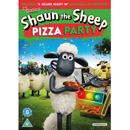 Sauen Shaun / Shaun The Sheep: Pizza Party (UK-import) (DVD)