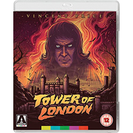Tower Of London (UK-import) (Blu-ray + DVD)