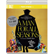 A Man For All Seasons - The Masters Of Cinema Series (UK-import) (Blu-ray + DVD)