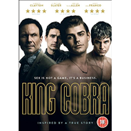 King Cobra (UK-import) (DVD)