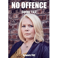 No Offence - Sesong 1 & 2 (UK-import) (DVD)
