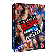 WWE: The Best Of Raw & Smackdown 2016 (UK-import) (DVD)