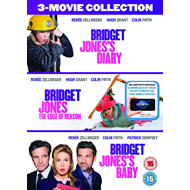 Produktbilde for Bridget Jones 1-3 (UK-import) (DVD)