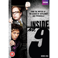 Inside No. 9 - Sesong 1 (UK-import) (DVD)