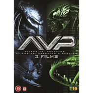 Alien Vs Predator 1-2 (DVD)