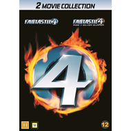 Fantastic Four 1-2 (DVD)
