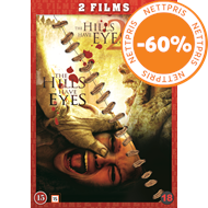 Produktbilde for The Hills Have Eyes 1-2 (DVD)