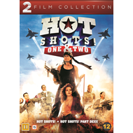 Produktbilde for Hot Shots 1-2 (DVD)