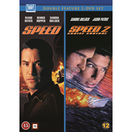 Speed 1-2 (DVD)