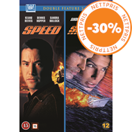 Produktbilde for Speed 1-2 (DVD)