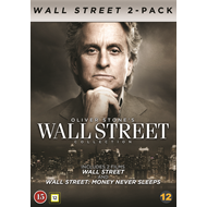 Produktbilde for Wall Street 1-2 (DVD)