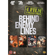 Behind Enemy Lines 1-4 (DVD)
