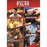 The Marine 1-4 (DVD)