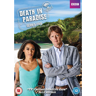 Death In Paradise - Sesong 5 (UK-import) (DVD)