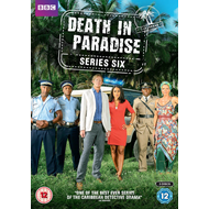 Death In Paradise / Mord I Paradis - Sesong 6 (UK-import) (DVD)