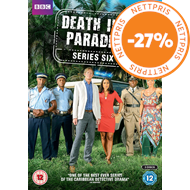 Produktbilde for Death In Paradise / Mord I Paradis - Sesong 6 (UK-import) (DVD)