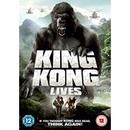 King Kong Lives (UK-import) (DVD)