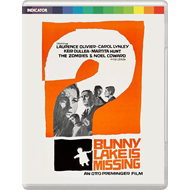 Bunny Lake Is Missing (UK-import) (DVD + Blu-ray)