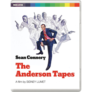 The Anderson Tapes (UK-import) (DVD + Blu-ray)