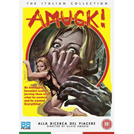 Amuck! (UK-import) (DVD)