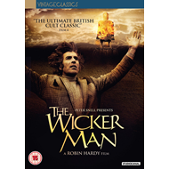 The Wicker Man (UK-import) (DVD)