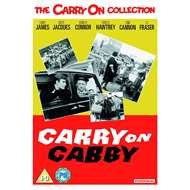 Carry On Cabby (UK-import) (DVD)