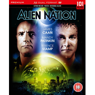 Produktbilde for Alien Nation (UK-import) (Blu-ray + DVD)