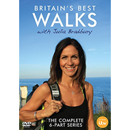 Britain's Best Walks With Julia Bradbury (UK-import) (DVD)