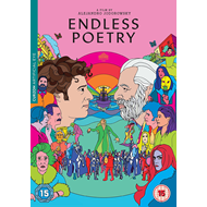 Endless Poetry (UK-import) (DVD)