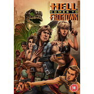 Hell Comes To Frogtown (UK-import) (DVD)
