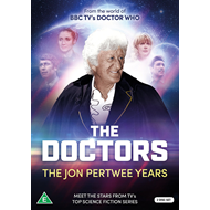 The Doctors - The John Pertwee Years (UK-import) (DVD)