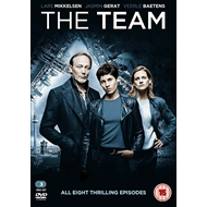 The Team / Mord Uten Grenser (UK-import) (DVD)