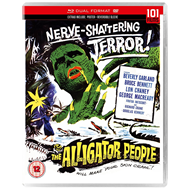 Alligator People (UK-import) (Blu-ray + DVD)