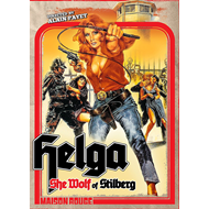 Helga, She Wolf Of Stilberg (UK-import) (DVD)