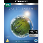 Planet Earth II (UK-import) (4K Ultra HD + Blu-ray)