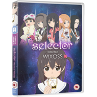 Selector Infected WIXOSS (UK-import) (DVD)