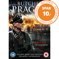 Produktbilde for The Butcher Of Prague (UK-import) (DVD)