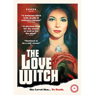 Produktbilde for The Love Witch (UK-import) (DVD)