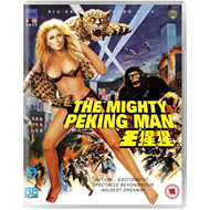 The Mighty Peking Man (UK-import) (Blu-ray + DVD)