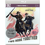 Two Rode Together - The Masters Of Cinema Series (UK-import) (Blu-ray + DVD)