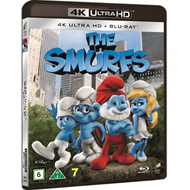 Smurfene (4K Ultra HD + Blu-ray)