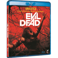 Evil Dead - Unrated (2013) (BLU-RAY)