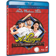 A League Of Their Own - 25th Anniversary Edition (DK-import) (BLU-RAY)