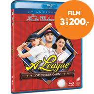 Produktbilde for A League Of Their Own - 25th Anniversary Edition (DK-import) (BLU-RAY)