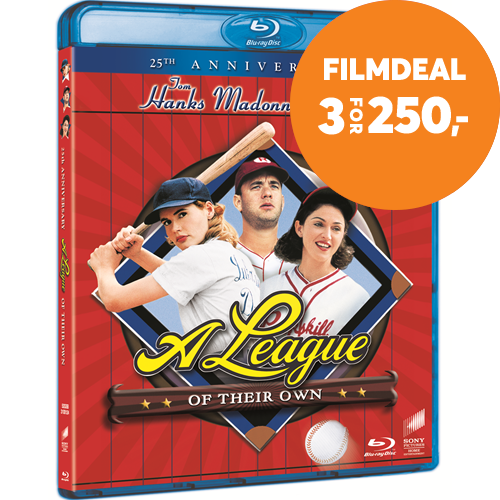 A League Of Their Own - 25th Anniversary Edition (BLU-RAY)
