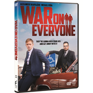 War On Everyone (DVD)