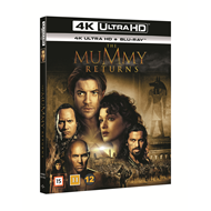 The Mummy Returns (4K Ultra HD + Blu-ray)