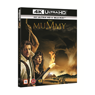 The Mummy (4K Ultra HD + Blu-ray)
