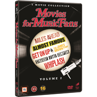 Movies For Music Fans Volume 2 (DVD)