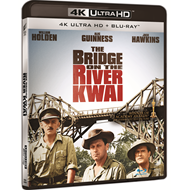 Broen Over Kwai (4K Ultra HD + Blu-ray)